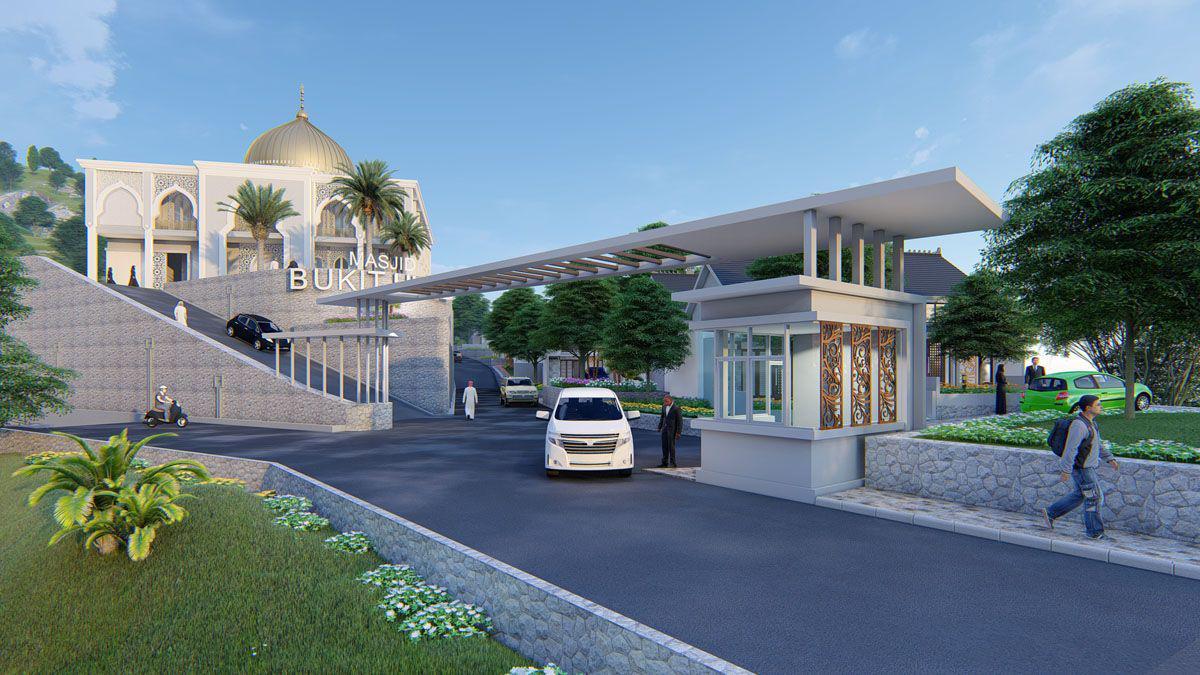 Bukit Uhud Islamic Vilage